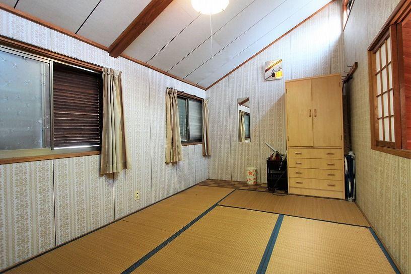 大津市大物中古別荘物件の2階和室1