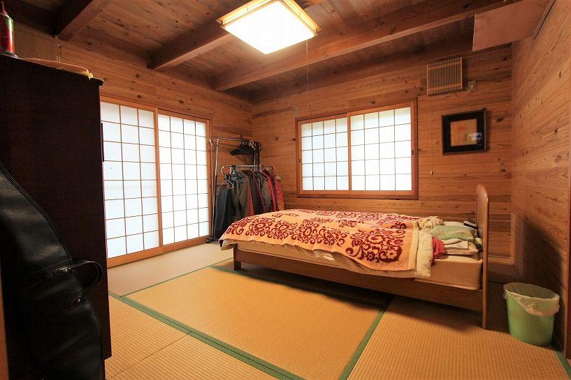 京丹波町水吞久保田ウッディハウスの和室