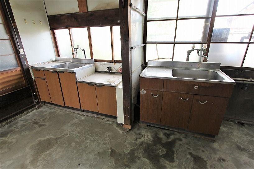 伊賀市川東古民家キッチン
