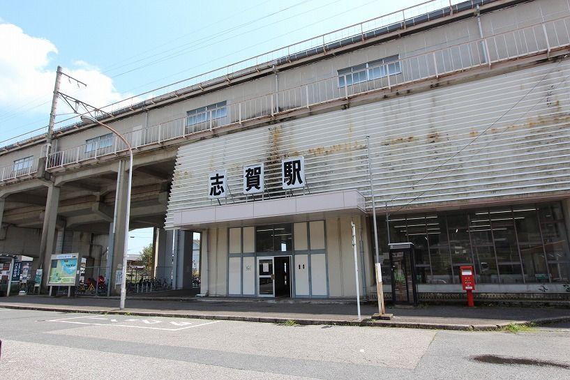 JR湖西線志賀駅