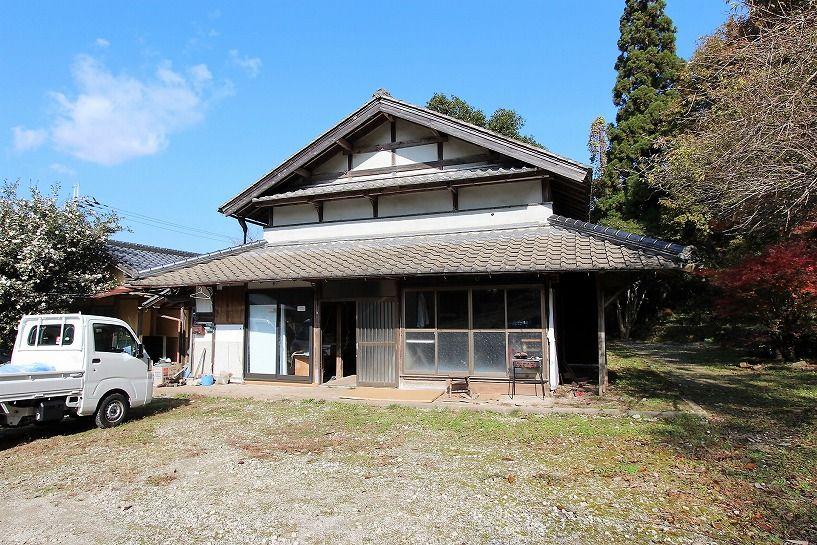 京丹波町妙楽寺石原古民家の外観2