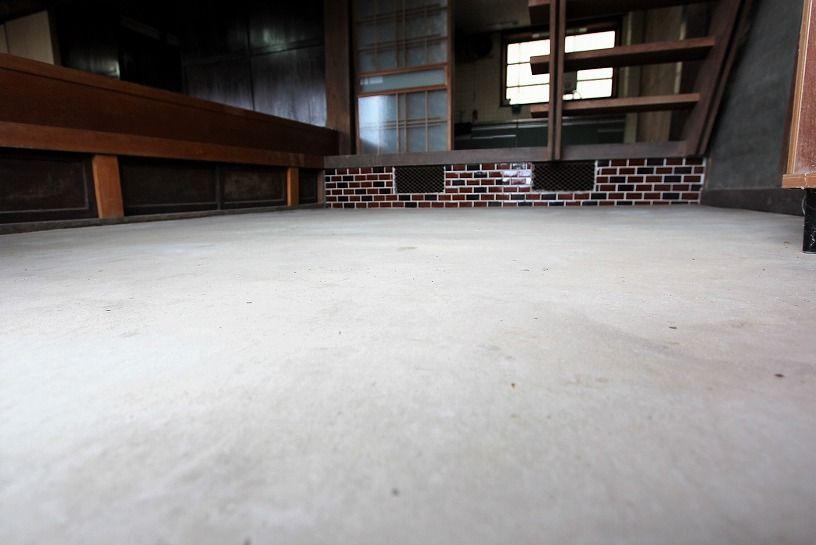 兵庫県美方郡香美町小代区鍛冶屋古民家土間玄関3
